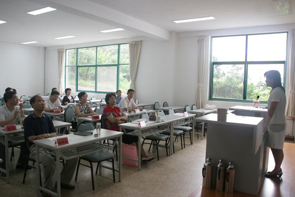 组织2009年秋季学期新专题试讲
